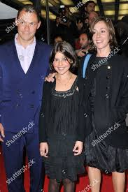 Martha West her parents Dominic West Polly Editorial Stock Photo - Stock  Image | Shutterstock