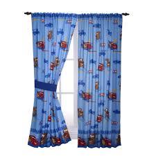Disney Cars Boys Bedroom Curtain Panel Walmart Com Walmart Com