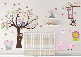bunny wallpaper border wall decals