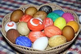 تلوين البيض طرق تلوين البيض لشم النسيم افكار لتلوين البيض للاطفال