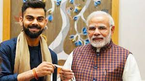 virat kohli sachin tendulkar lead birthday wishes for pm narendra