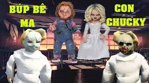 GTA 5 - Tổng hợp con búp bê ma Chucky hài hước