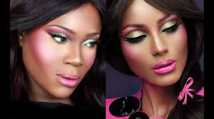 mac barbie makeup tutorial saubhaya
