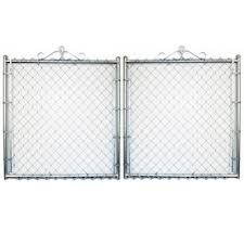 Pexco 5 Ft H X 58 In L 82 Pack Black Chain Link Fence Privacy Slat In The Chain Link Fence Slats Department At Lowes Com