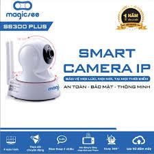 Camera giám sát Magicsee S6300 PLus – Xoay 360 độ - Siêu Nét - Hồng Ngoại  Quay Đêm