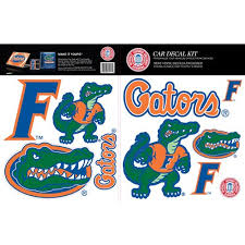 Ncaa Skinit Florida Gators Car Decal Kit Walmart Com Walmart Com