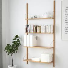 amazing ikea shelves wall trend