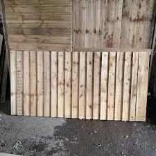 3ft High Fence Panels Order Online Hodges Lawrence