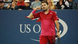 Wawrinka Survives Evans US Open 2016 | ATP Tour