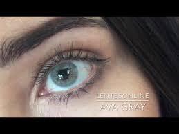 Kitty Kawaii mini ava Gray - YouTube