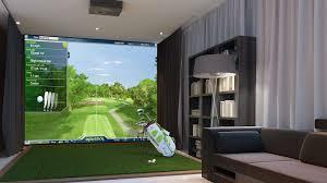 best golf simulators 2020 build a full
