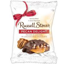 russell stover pecan delight single