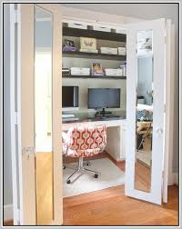 bifold closet doors mirror home depot