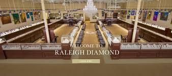 raleigh s diamond enement ring