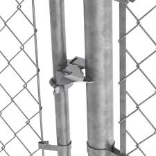 Galvanized Chain Link Fence Butterfly Latch At Menards