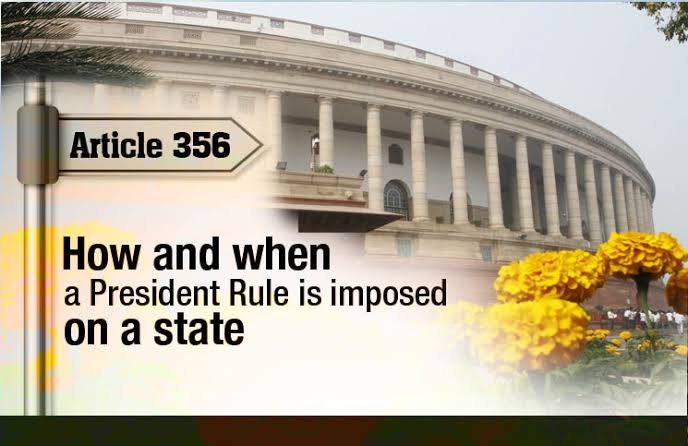 """Image result for article 356"""""""