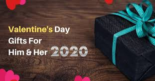 gifts idea for him her 2020