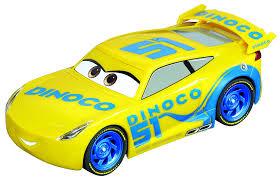 slot car racing vehicle disney pixar