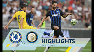 CHELSEA-INTER 1-1 (6-5 a.p.) | Highlights
