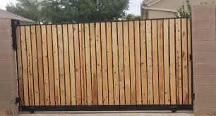 Custom Automatic Rv Gate Security Door Gate Fence