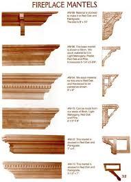 fireplace mantels shelves plans