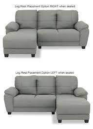 abner fabric l shaped sofa furniture