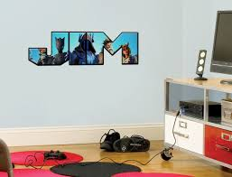 Fortnite Personalized Custom Name Wall Sticker Decal Wp138 Decalz Co