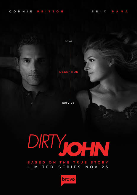 Dirty John (Season 1) Hindi Complete 720p Web-DL Dual Audio हिंदी – English | Netflix