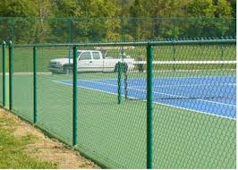Professional Length 50msecurity Chain Link Fence For School Or House