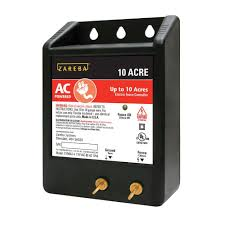 10 Acre Ac Solid State Charger Fence Charger Electric Fence Electric Fence Energizer
