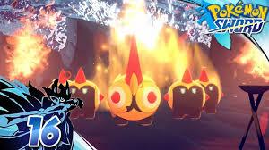 Pokemon Sword and Shield - Part 16 - Falinks Assemble! - YouTube