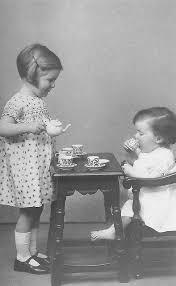 tea party, 1930 | Tea party, Tea time, My tea