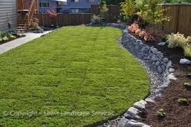 Fenceline Landscaping Houzz