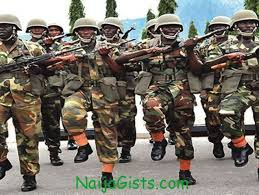 Nigerian Army 2013 Recruitment , Application Form Details