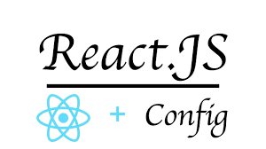 react configuration with env file