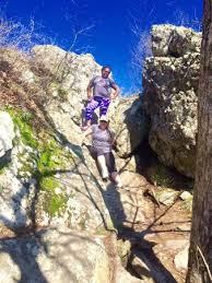 Rock Scramble Picture Of Bearfence Mountain Shenandoah National Park Tripadvisor