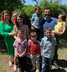 "Abby Johnson on Twitter: ""Happy Easter from the Johnson Family ..."