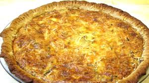 The Wolfe Pit: Crab Quiche Recipe - How ...