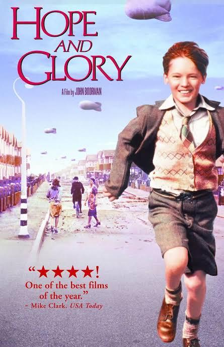 """Resultado de imagen para hope and glory"""""""