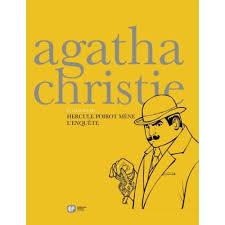 Hercule Poirot mène l'enquête - BD - BD - Manga - Humour - Livre