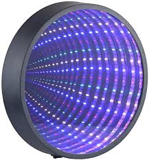 chi infinity mirror tunnel light led