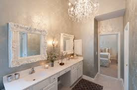 can we wallpaper our bathroom without