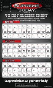 9 90 day workout plan exles pdf