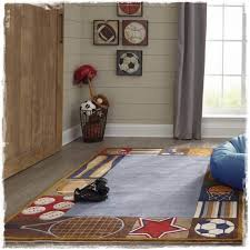 Themed Area Rugs For Kids Rooms Bunk Beds Bunker