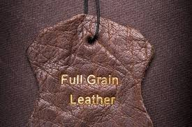 what is full grain leather baltic domini