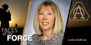 Faces of the Force: Ms. Lesley Sullivan | Article | The United States Army