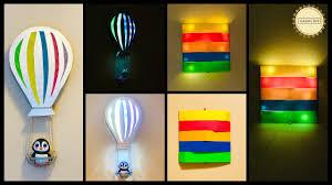 2 Unique Wall Decor Ideas Gadac Diy Kids Room Decor Wall Decoration Ideas Wall Hanging Craft Ideas Youtube