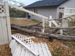 Storm Damage Give Us A Call Today To Right Angle Fencing Llc Facebook