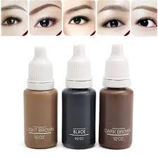 permanent makeup ink pigment