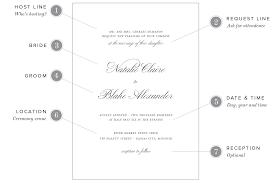wedding invitation wording bride and